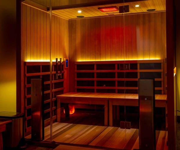 infrared Sauna Newton
